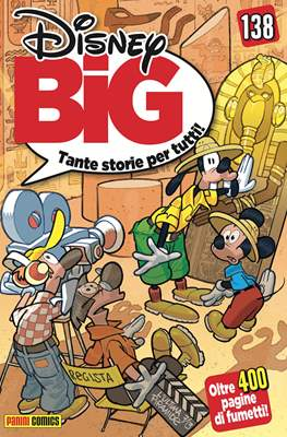Disney Big (Rústica 500 pp) #138