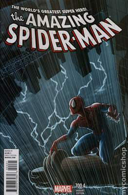 The Amazing Spider-Man (Vol. 2 1999-2014 Variant Covers) (Grapa) #700.4