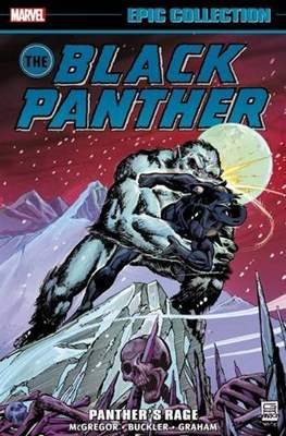 Black Panther Epic Collection (Softcover) #1