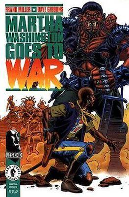 Martha Washington goes to war (grapa) #3
