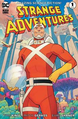 Strange Adventures Vol. 4 (2020- Variant Cover)