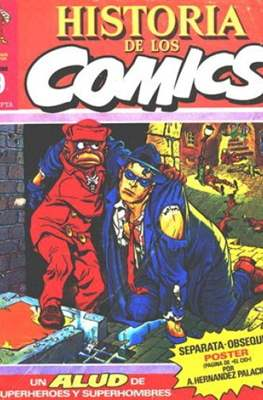 Historia de los Cómics #9