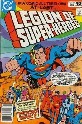 Legion of Super-Heroes Vol. 2 (1980-1987)