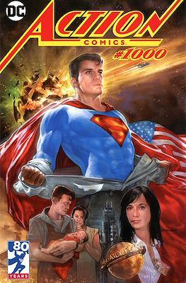 Action Comics Vol. 1 (1938-2011; 2016-... Variant Covers) (Comic Book) #1000.22