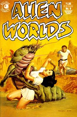 Alien Worlds (Comic-Book) #9