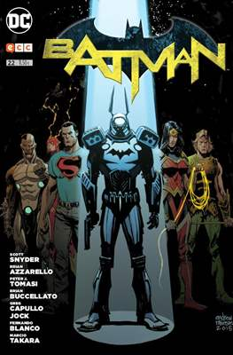 Batman: Nuevo Universo DC #22