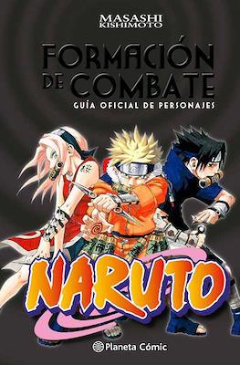 Naruto: Guía oficial de personajes #1