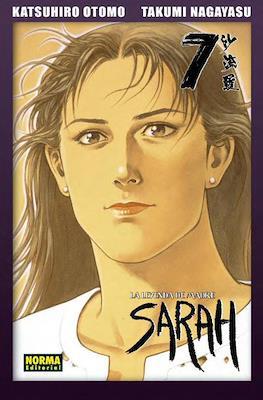 La leyenda de madre Sarah (Rústica, 216-334 páginas (2008-2010)) #7