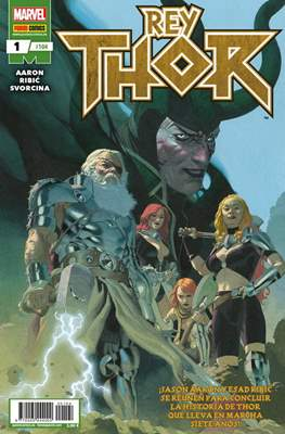 Thor / El Poderoso Thor / Thor - Dios del Trueno / Thor - Diosa del Trueno / El Indigno Thor (2011-) (Grapa) #104/1