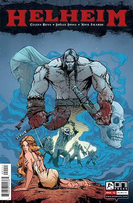 HelHeim (Comic book) #1