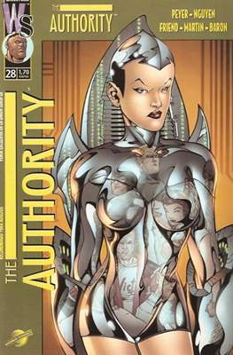 The Authority Vol. 1 (2000-2003) (Grapa 28 pp) #28