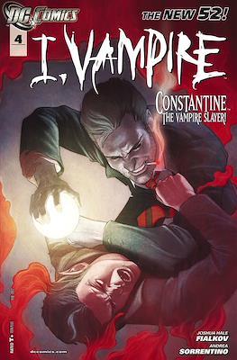 I, Vampire Vol. 1 #4