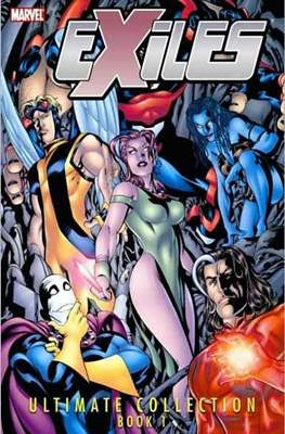 Exiles Ultimate Collection (Tpb) #1