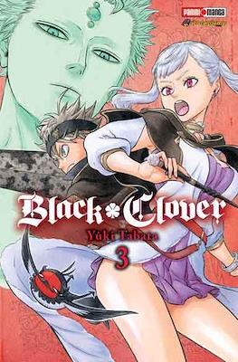 Black Clover (Rústica) #3