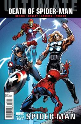 Ultimate Spider-Man (2000-2009; 2011) (Comic-Book) #157