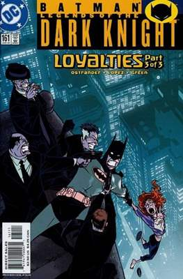 Batman: Legends of the Dark Knight Vol. 1 (1989-2007) (Comic Book) #161