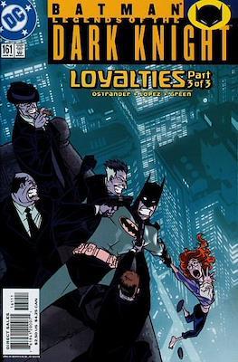 Batman: Legends of the Dark Knight Vol. 1 (1989-2007) (Comic Book) #161