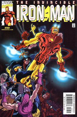 Iron Man Vol. 3 (1998-2004) (Comic-book) #33