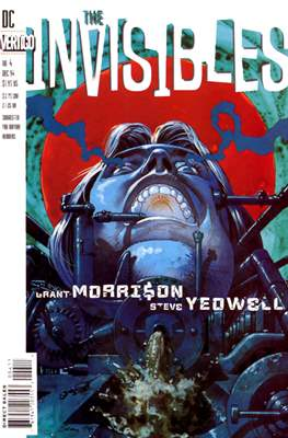 Invisibles (1994 1st Series) #4