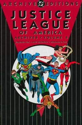 DC Archive Editions. Justice League of America (Hardcover) #4