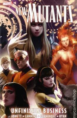 New Mutants Vol. 3 (Softcover) #4