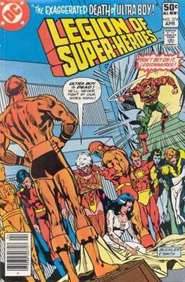 Legion of Super-Heroes Vol. 2 (1980-1987) (Comic-book) #274