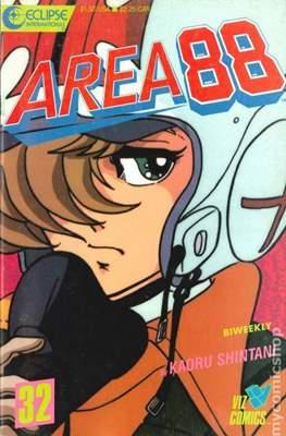 Area 88 (Softcover) #32