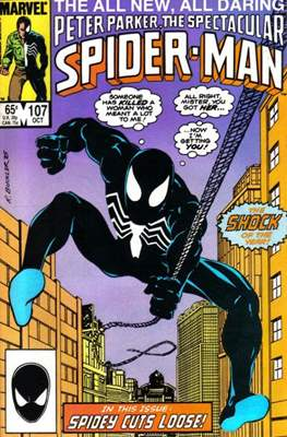 The Spectacular Spider-Man Vol. 1 (Comic Book) #107