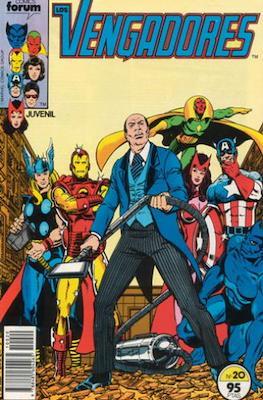Los Vengadores Vol. 1 (1983-1994) #20