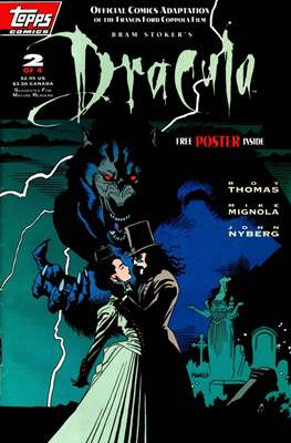 Bram Stoker's Dracula. Official Comics adaptation of the Francis Ford Coppola film #2