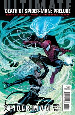 Ultimate Spider-Man (2000-2009; 2011) (Comic-Book) #154