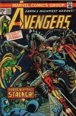 The Avengers Vol. 1 (1963-1996) (Comic Book) #124