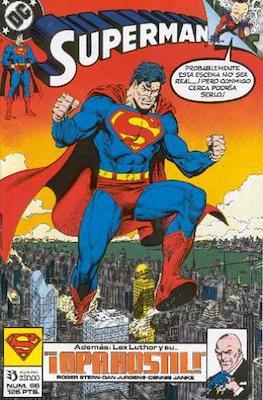 Superman: El hombre de acero / Superman Vol. 2 #66