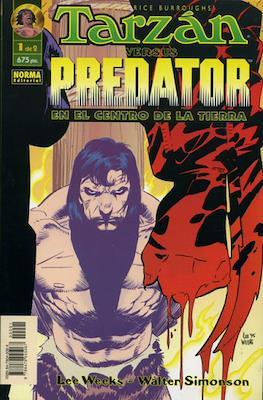 Tarzán versus Predator. En el centro de la Tierra #1