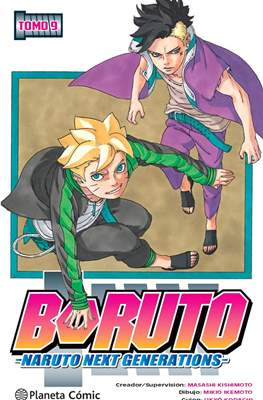 Boruto: Naruto Next Generations #9