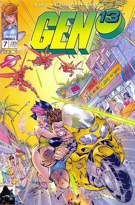 Gen 13. Vol. 2 (Grapa, 24-32 páginas (1997-2001)) #7