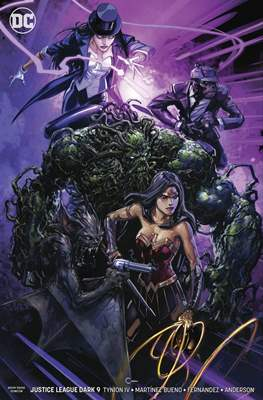 Justice League Dark Vol. 2 (2018- Variant Covers) #9
