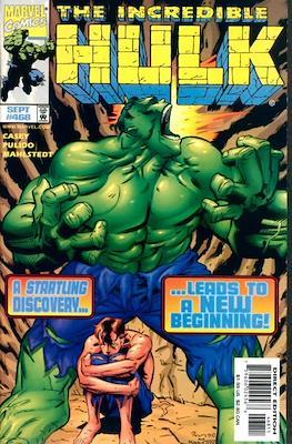 The Incredible Hulk Vol. 1 (1962-1999) (Comic Book) #468