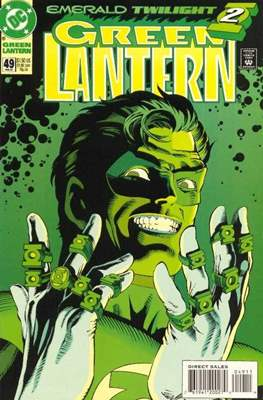 Green Lantern Vol. 2 (1990-2004) (Comic-Book) #49