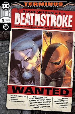 Deathstroke Vol. 4 (2016- ) (Comic-book) #41