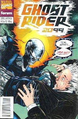 Ghost Rider 2099 (Grapa 24 pp) #5