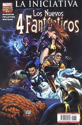 Los 4 Fantásticos / Los Cuatro Fantásticos Vol. 7 (2008-) (Grapa 24-48 pp) #5