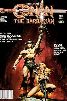 Marvel Comics Super Special (Rustica) #21