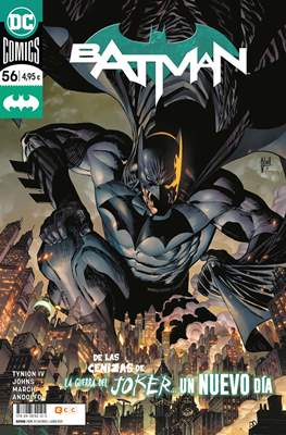 Batman: Nuevo Universo DC / Renacimiento #111/56