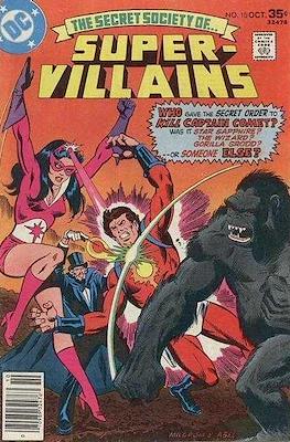 Secret Society of Super-Villains (Comic Book. 1976) #10
