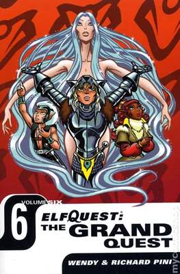 ElfQuest: The Grand Quest (Softcover) #6