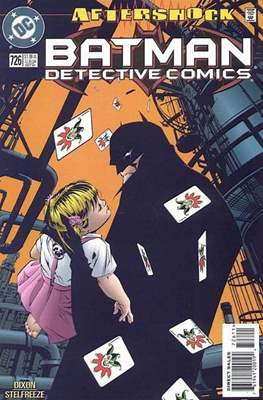 Detective Comics Vol. 1 (1937-2011; 2016-) (Comic Book) #726