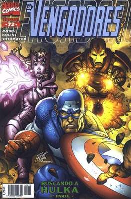 Los Vengadores vol. 3 (1998-2005) (Grapa. 17x26. 24 páginas. Color. (1998-2005).) #72