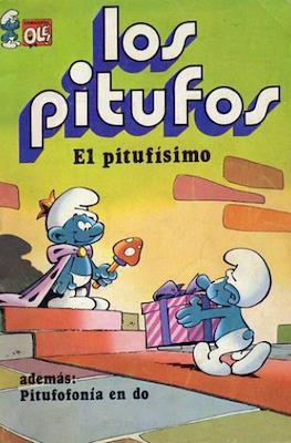 Los pitufos. Colección Olé! (Rústica 64 pp) #3