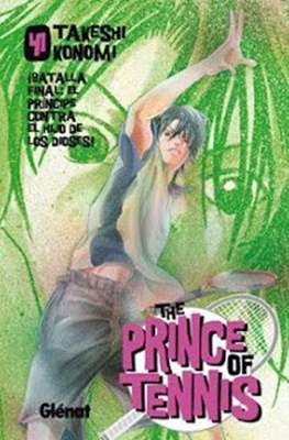 The Prince of Tennis (Rústica con sobrecubierta) #41